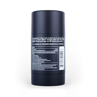 (Duke Cannon Trench Warfair Deodorant - Black)