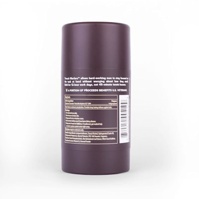 (Duke Cannon Trench Warfair Deodorant- Brown)