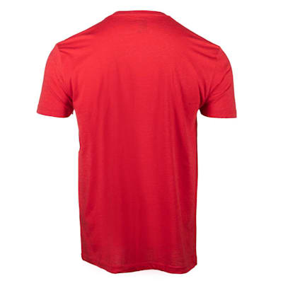 (Bauer Reflection Short Sleeve Crew Tee Shirt - Adult)