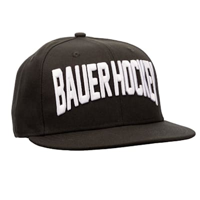 (Bauer New Era 9Fifty Big Bauer Adjustable Cap - Youth)