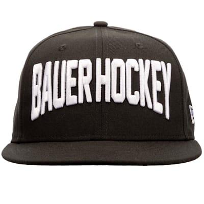 (Bauer New Era 9Fifty Big Bauer Adjustable Cap - Adult)