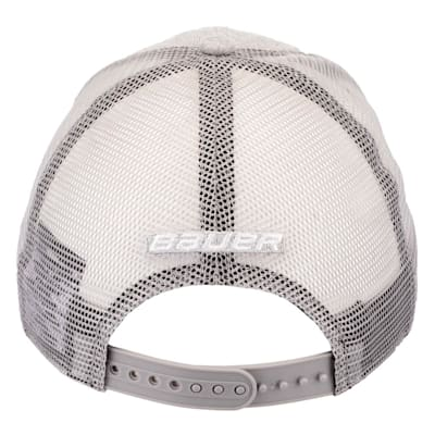 (Bauer New Era 9Forty Patch Adjustable Cap - Youth)