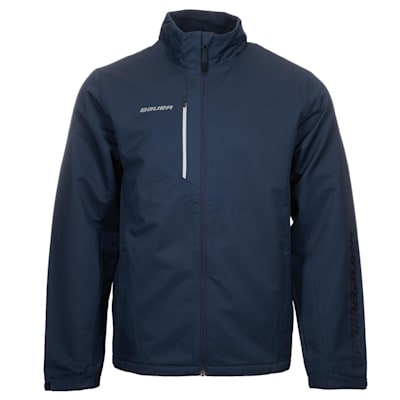 (Bauer Supreme Midweight Warm-Up Jacket - Youth)