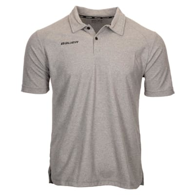 (Bauer Vapor Team Pique Polo Shirt - Youth)