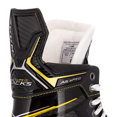 (CCM Super Tacks AS3 Pro Ice Hockey Skates - Intermediate)