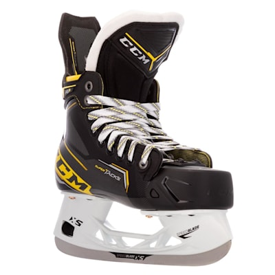 (CCM Super Tacks AS3 Ice Hockey Skates - Junior)