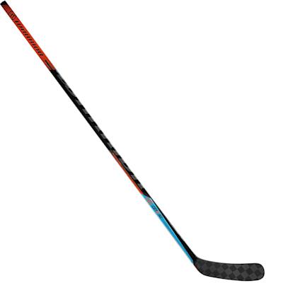 (Warrior Covert QRE 10 Grip Composite Hockey Stick - Intermediate)