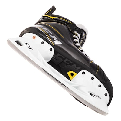 (CCM Super Tacks 9380 Ice Hockey Skates - Intermediate)