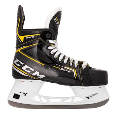 (CCM Super Tacks 9370 Ice Hockey Skates - Intermediate)