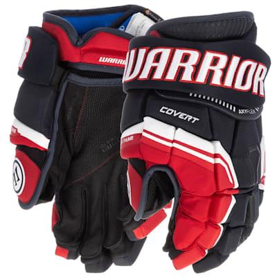 (Warrior Covert QRE10 Hockey Gloves - Junior)