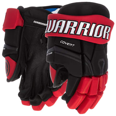 (Warrior Covert QRE30 Hockey Gloves - Junior)