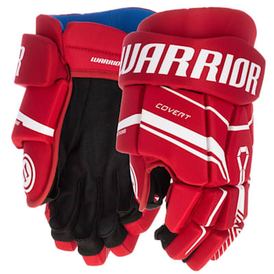 (Warrior Covert QRE 40 Hockey Gloves - Senior)