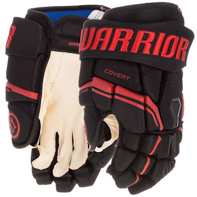 (Warrior Covert Pro Hockey Gloves - Junior)