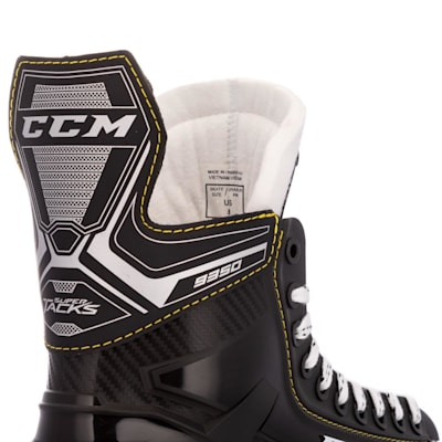 (CCM Super Tacks 9350 Ice Hockey Skates - Intermediate)