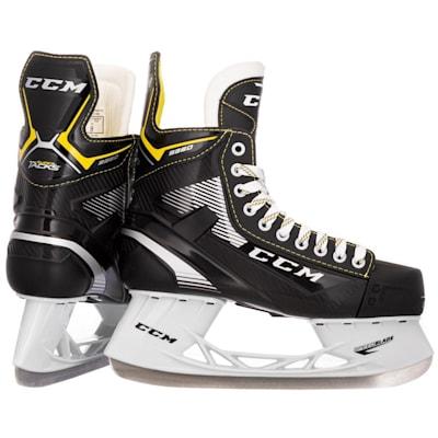 (CCM Super Tacks 9360 Ice Hockey Skates - Intermediate)