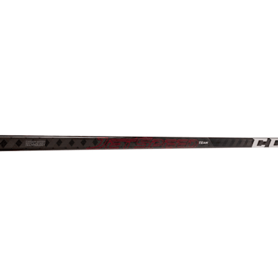 (CCM JetSpeed Team Composite Hockey Stick - Intermediate)