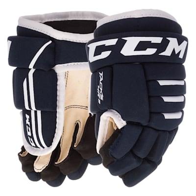 (CCM Tacks 4R2 Hockey Gloves - Youth)