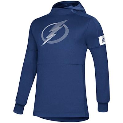(Adidas Tampa Bay Lightning Game Mode Pullover Hoody - Adult)