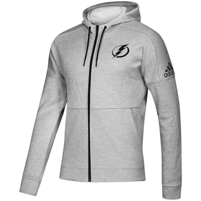 (Adidas Tampa Bay Lightning Stadium Full Zip Hoody - Adult)