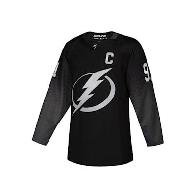 (Adidas Tampa Bay Lightning Steven Stamkos Authentic Alternate Jersey - Adult)