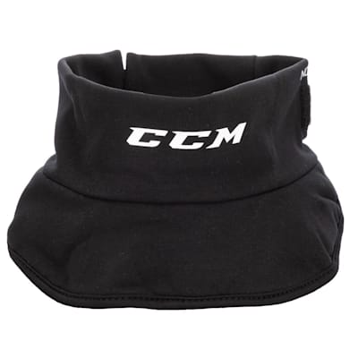 (CCM Pro Cut Resistant Bibbed Neck Guard - Senior)