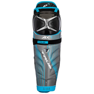 (TRUE AX7 Hockey Shin Guards - Senior)