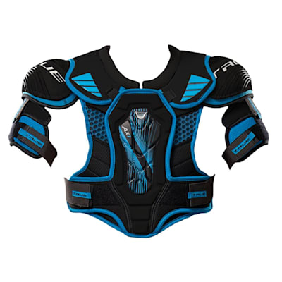 (TRUE AX7 Hockey Shoulder Pads - Junior)