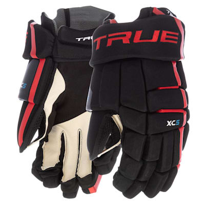 (TRUE XC5 Hockey Gloves - Junior)