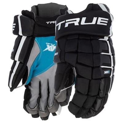 (TRUE XC9 Hockey Gloves - Senior)