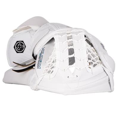 (Vaughn Velocity V9 XP Pro Carbon Goalie Glove - Senior)