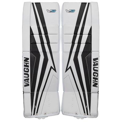 (Vaughn Velocity V9 Goalie Leg Pads - Junior)