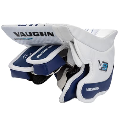 (Vaughn Velocity V9 Goalie Blocker - Junior)