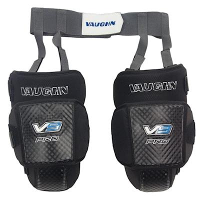 (Vaughn Velocity V9 Pro Knee & Thigh Guards - Senior)