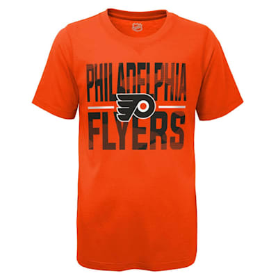 (Adidas Hustle Ultra Tee - Philadelphia Flyers - Youth)