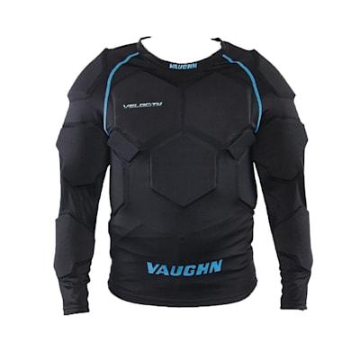 (Vaughn Velocity V9 Padded Goalie Shirt - Senior)