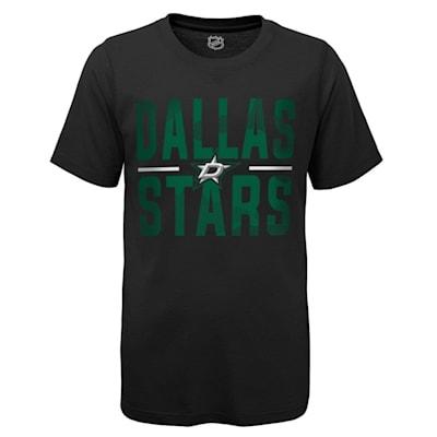 (Adidas Hustle Ultra Tee - Dallas Stars - Youth)