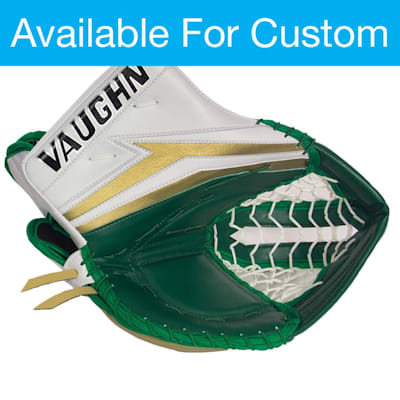 (Vaughn Custom Velocity V9 XP Pro Carbon Goalie Glove - Senior)