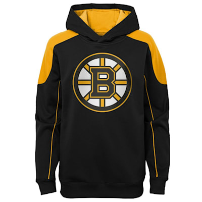 (Adidas Rocked Performance Pullover Hoodie – Boston Bruins - Youth)