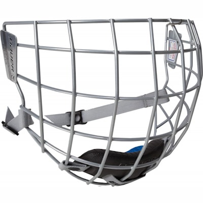 Chrome (Bauer 7500 Hockey Facemask)