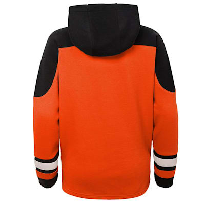 (Adidas Ageless Must Have Pullover Hoody - Philidelpia Flyers - Youth)