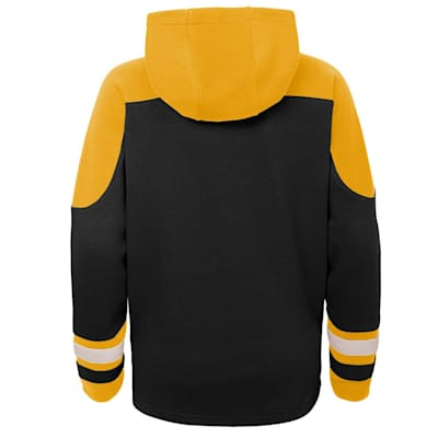 (Adidas Ageless Must Have Pullover Hoody - Pittsburgh Penguins - Youth)