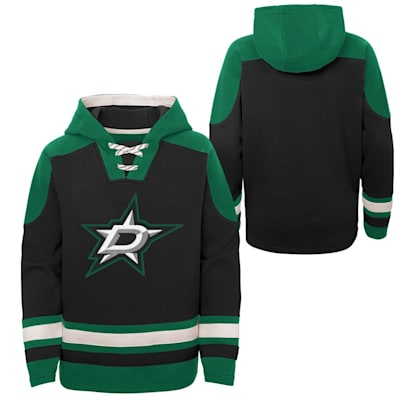 (Adidas Ageless Must Have Pullover Hoody - Dallas Stars - Youth)