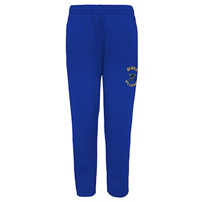 (Adidas Enforcer Fleece Sweatpant - St. Louis Blues - Youth)