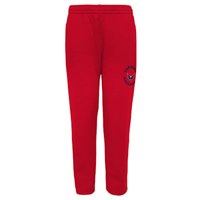 (Adidas Enforcer Fleece Sweatpant - Washington Capitals - Youth)