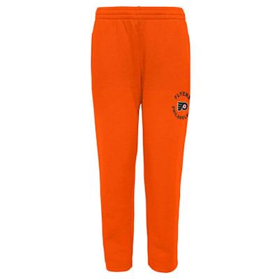 (Adidas Enforcer Fleece Sweatpant - Philadelphia Flyers - Youth)