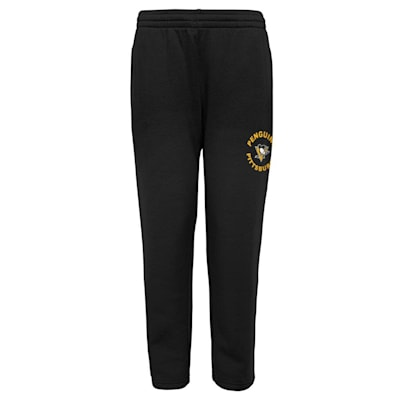 (Adidas Enforcer Fleece Sweatpant - Pittsburgh Penguins - Youth)