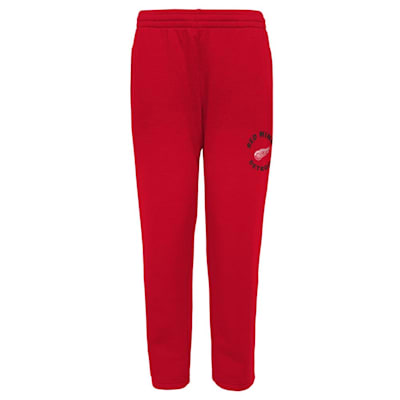 (Adidas Enforcer Fleece Sweatpant - Detroit Red Wings - Youth)