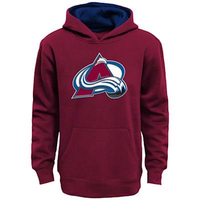 (Adidas Prime Pullover Hoody - Colorado Avalanche - Youth)