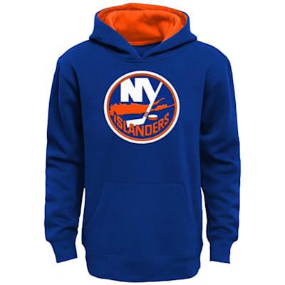 (Adidas Prime Pullover Hoody - New York Islanders - Youth)