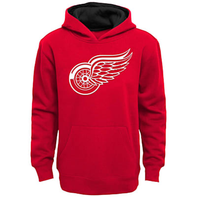 (Adidas Prime Pullover Hoody - Detroit Red Wings - Youth)